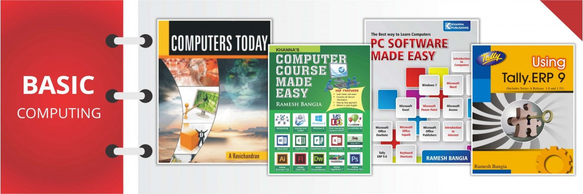 Basic Computer Books