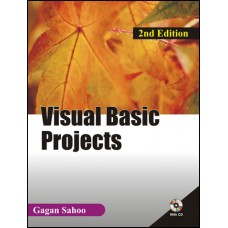 Visual Basic Projects (w/CD)