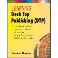 Learning Desk Top Publishing (DTP)