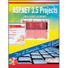 ASP.Net 3.5 Projects (w/CD)