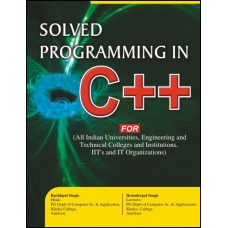 Solved Programming in C++
