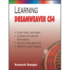 Learning Dreamweaver CS4