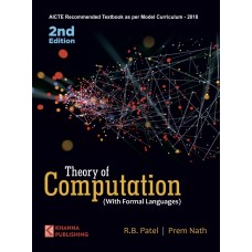 Theory of Computation (With Formal Languages)