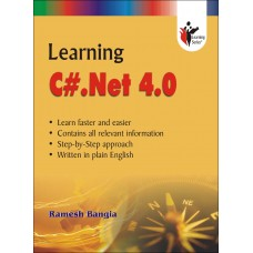 Learning C#. NET 4.0
