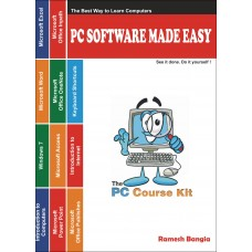 PC Software Made Easy - The PC Course Kit
