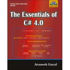 The Essentials of C# 4.0 (w/CD)