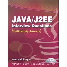 Interview Questions With JAVA/J2EE (w/CD)