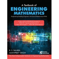 A Textbook of Engineering Mathematics-III (ECE/Civil/EE/EEE/ELE)