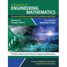A Textbook of Engineering Mathematics (PTU-II)