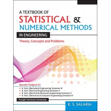 A Textbook of Statistical & Numerical Methods in Engineering