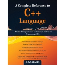 A Complete Reference to C++ Language