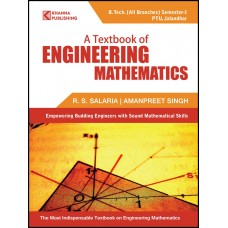 A Textbook of Engineering Mathematics (PTU-I)