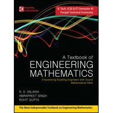 A Textbook of Engineering Mathematics (PTU-III)