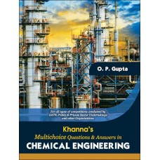 Khanna's Multichoice Questions & Answers in Chemical Engineering