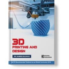 3D Printing and Design (Hardbound)